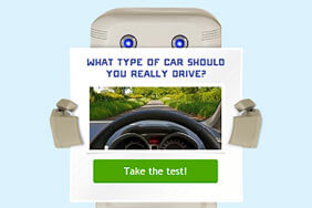 What car should you drive quiz teaser