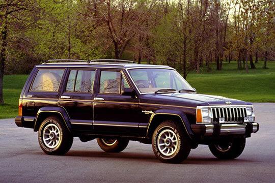 Best and worst American cars Jeep Cherokee