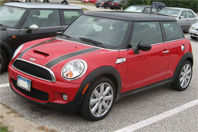 Red mini for sale
