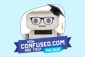 Quiz - How Confused.com are you?