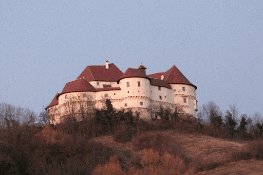 Castle in Croatia