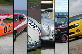 Most iconic cars