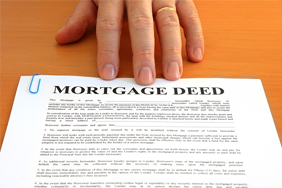 Mortgage deed